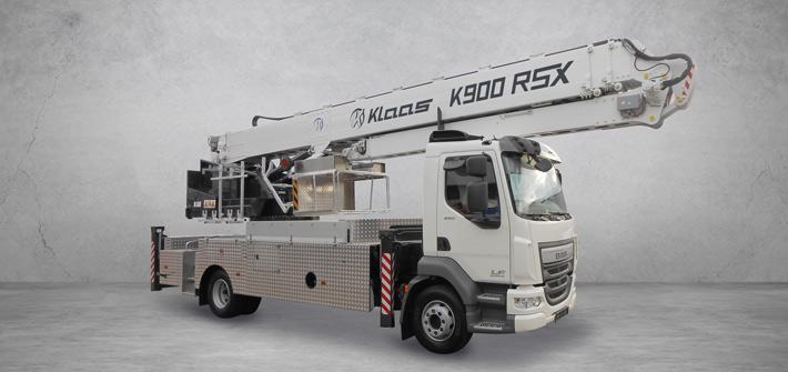 Klaas K900 RSX
