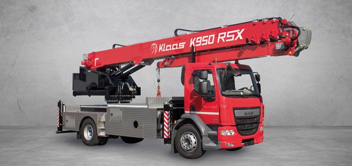 Klaas K950 RSX