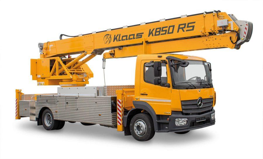 Klaas K850 RS
